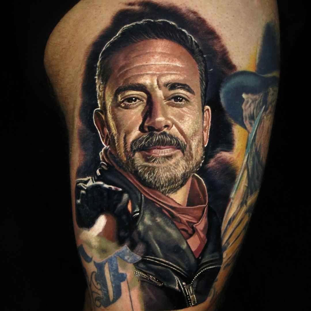 Tattoo Artist Nikko Hurtado Authors Color Portrait Realism Tattoo Usa Vegaswedding Nikko Hurtado Ideias De Tatuagens Tatuagens De Retratos
