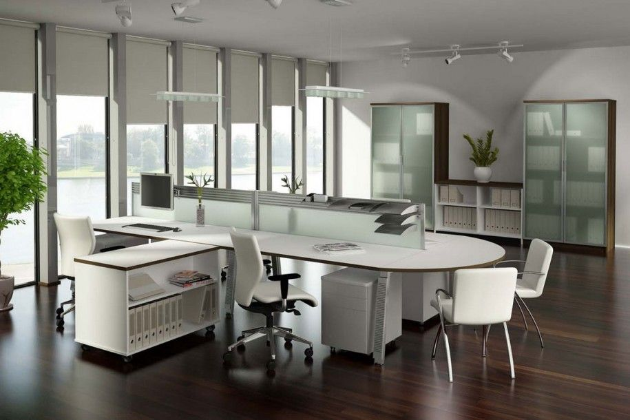 Home Office Layouts And Designs Concept The Futuristic Concept Office Designs Creates Comfortable .