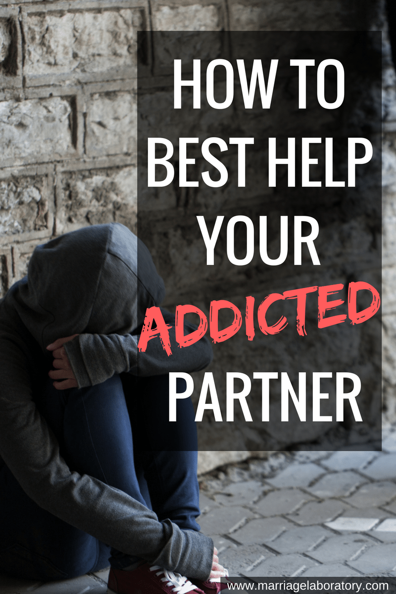 How To Help Your Addicted Spouse