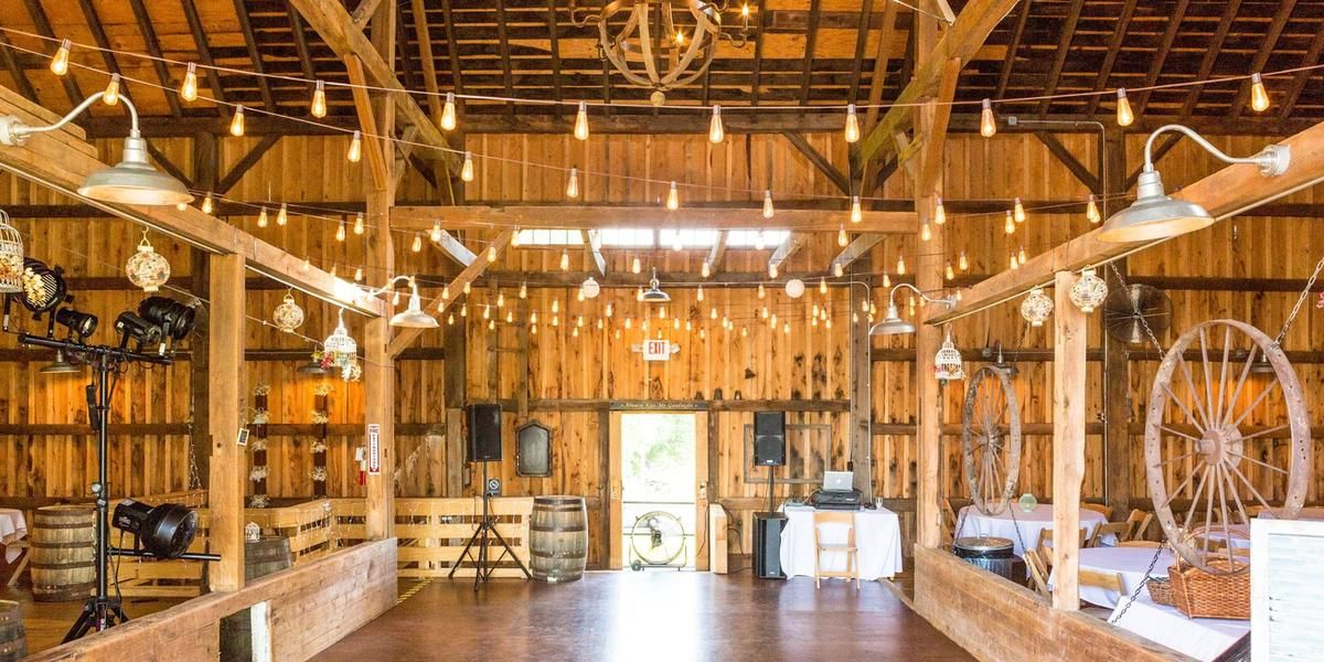 Hayloft In The Grove Weddings Price out and compare