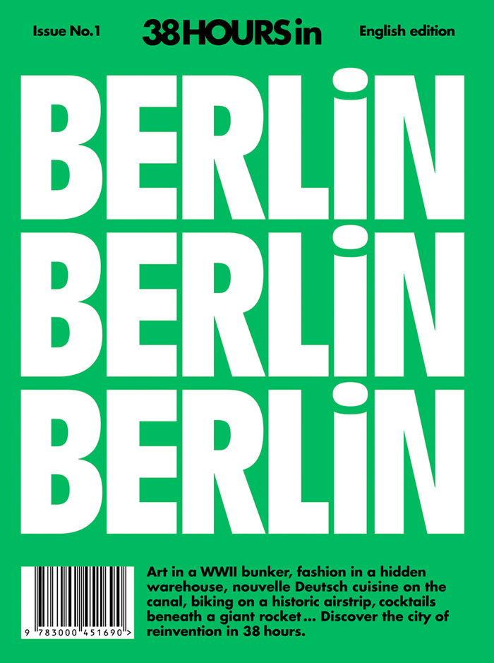Futura, Antique Olive   Fonts in Use   Berlin city, Graphic