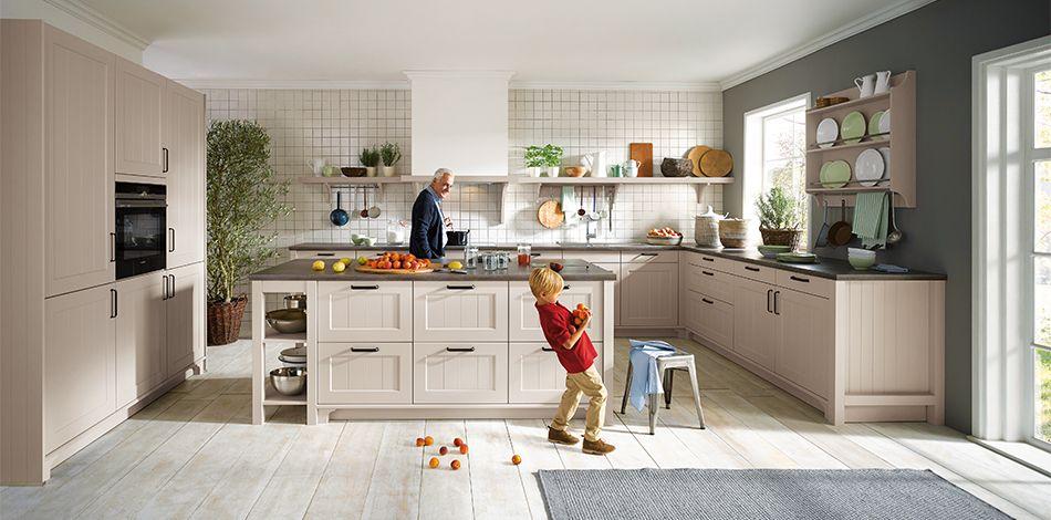 Schüller Möbelwerk KG - helle Küchen Kitchen Flittchen - schüller küchen erfahrungen
