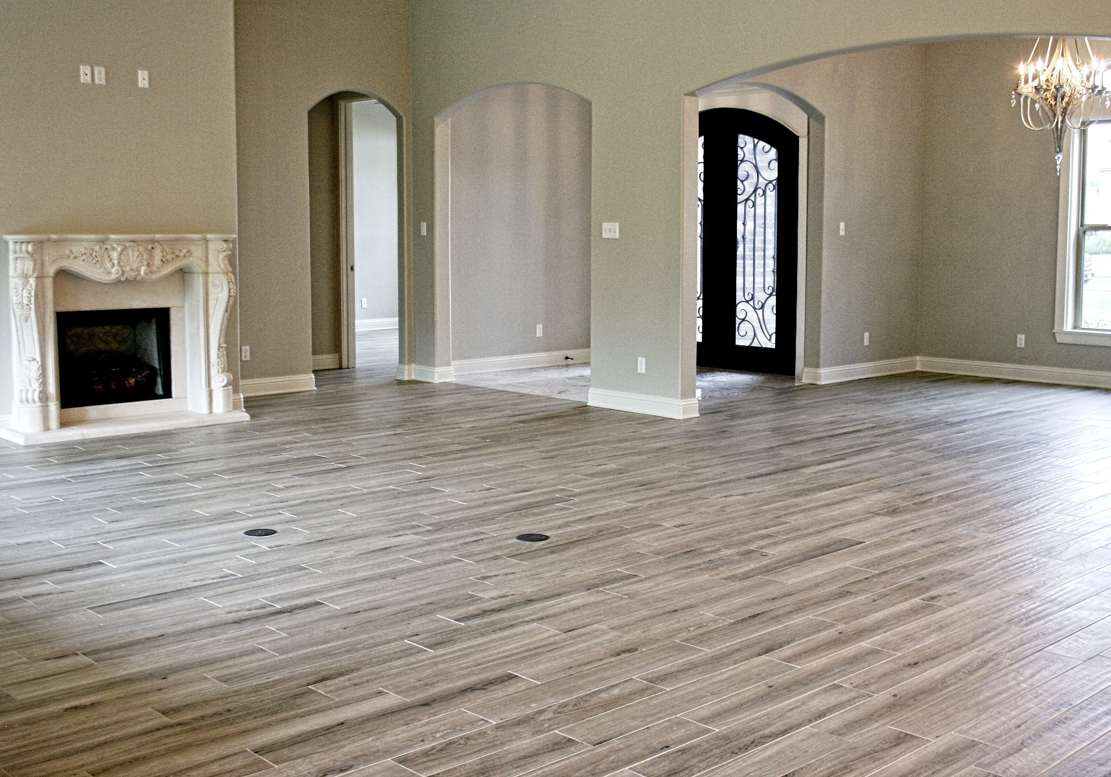 Dreaming Of A Floor You Can Run Throughout Your Whole House Wood