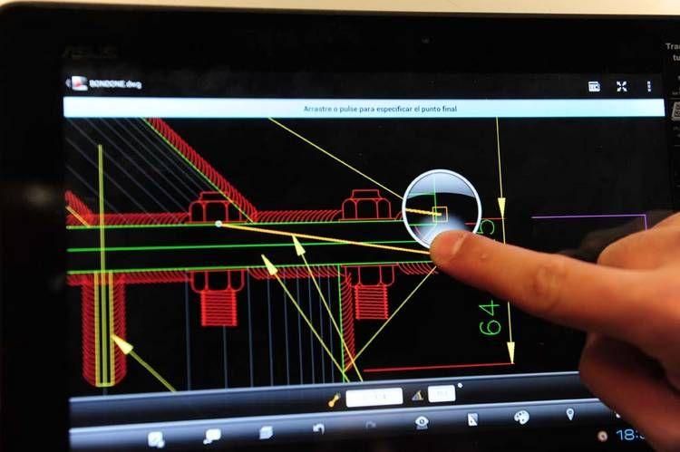 Autocad Para Dispositivos Moviles Y Sin Costo Autocad Tecnicas De Dibujo Dispositivos Moviles