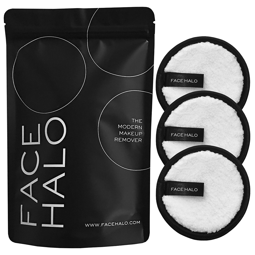 Face Halo Original Pack of 3 Best makeup remover, Best