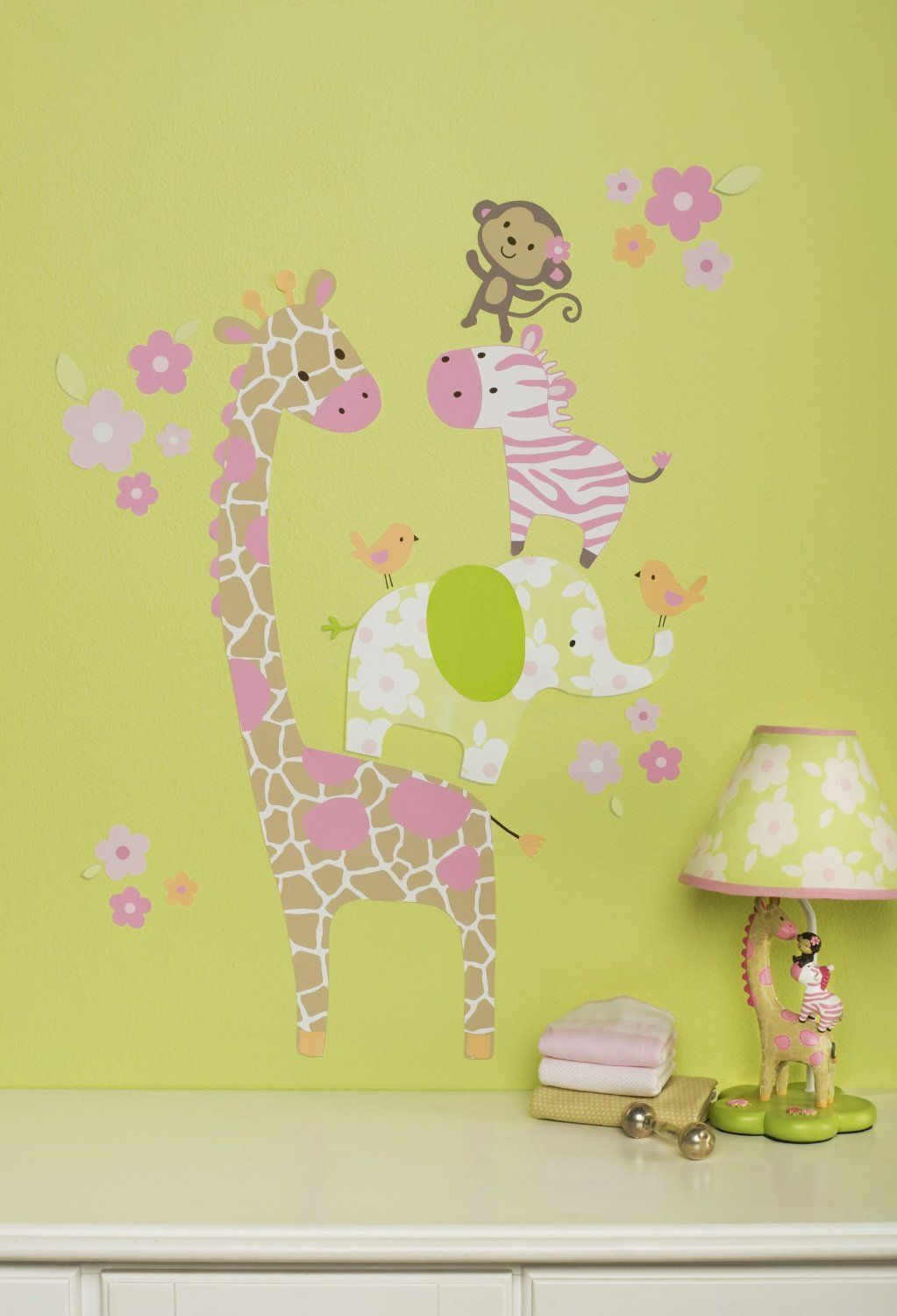 Carters Jungle Jill Crib Set Crib Sets Nursery And Babies - Jungle themed nursery wall decals