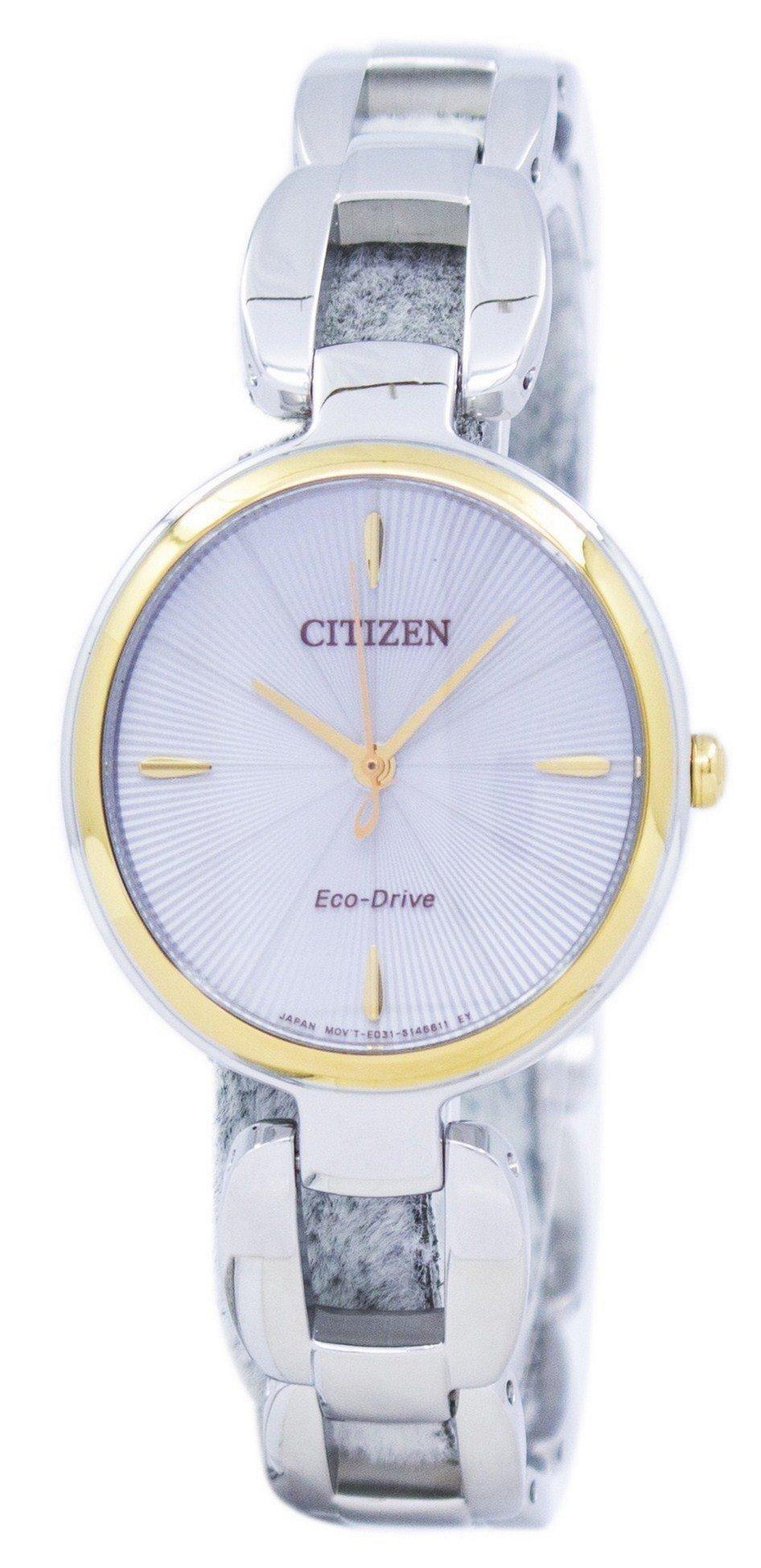 44fe464b4c28 Citizen Eco-drive Em0424-88a Women s Watch (FREE Shipping)