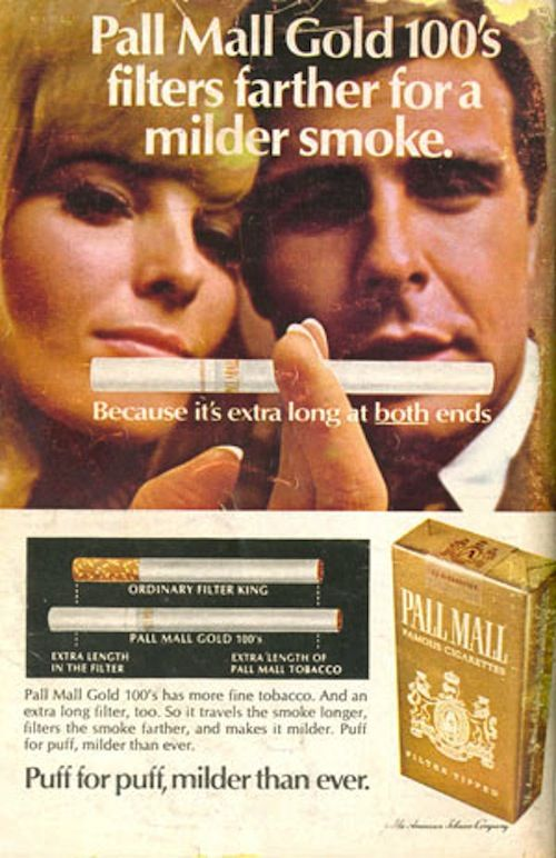 Price of Marlboro Gold cigarettes in USA