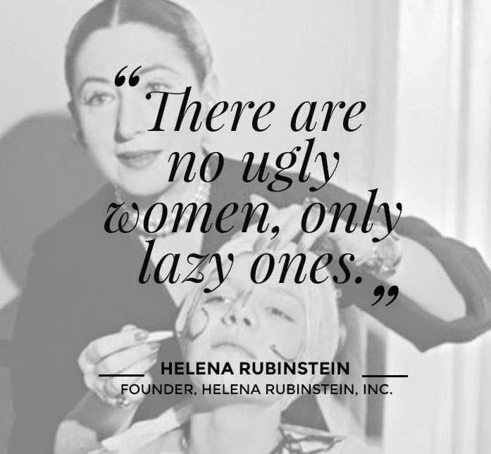 ART SPATE: MAKEUP MOGUL HELENA RUBINSTEIN | Things I like