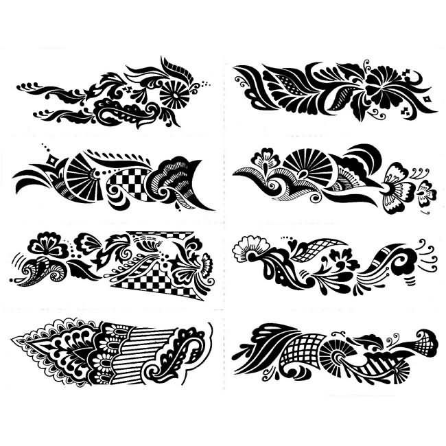 Henna Tattoo To Buy: Henna Tattoos Pictures And Images
