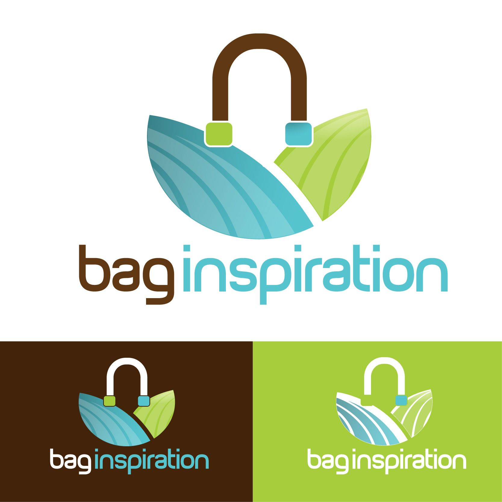 extremely unique the cheapest half off Bag Inspiration Logo Design - Hyperdrive Designs | Logos ...