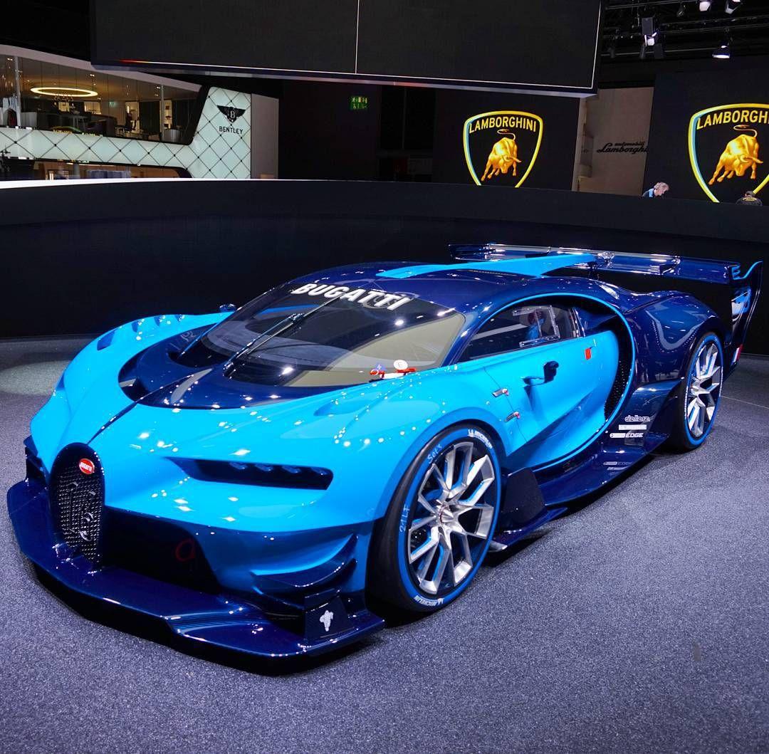 """""""The IAA Showstopper From @bugatti #Bugatti Http://www"""