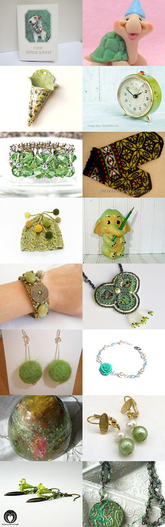 Summer 60 by Elena Ch on Etsy--Pinned with TreasuryPin.com