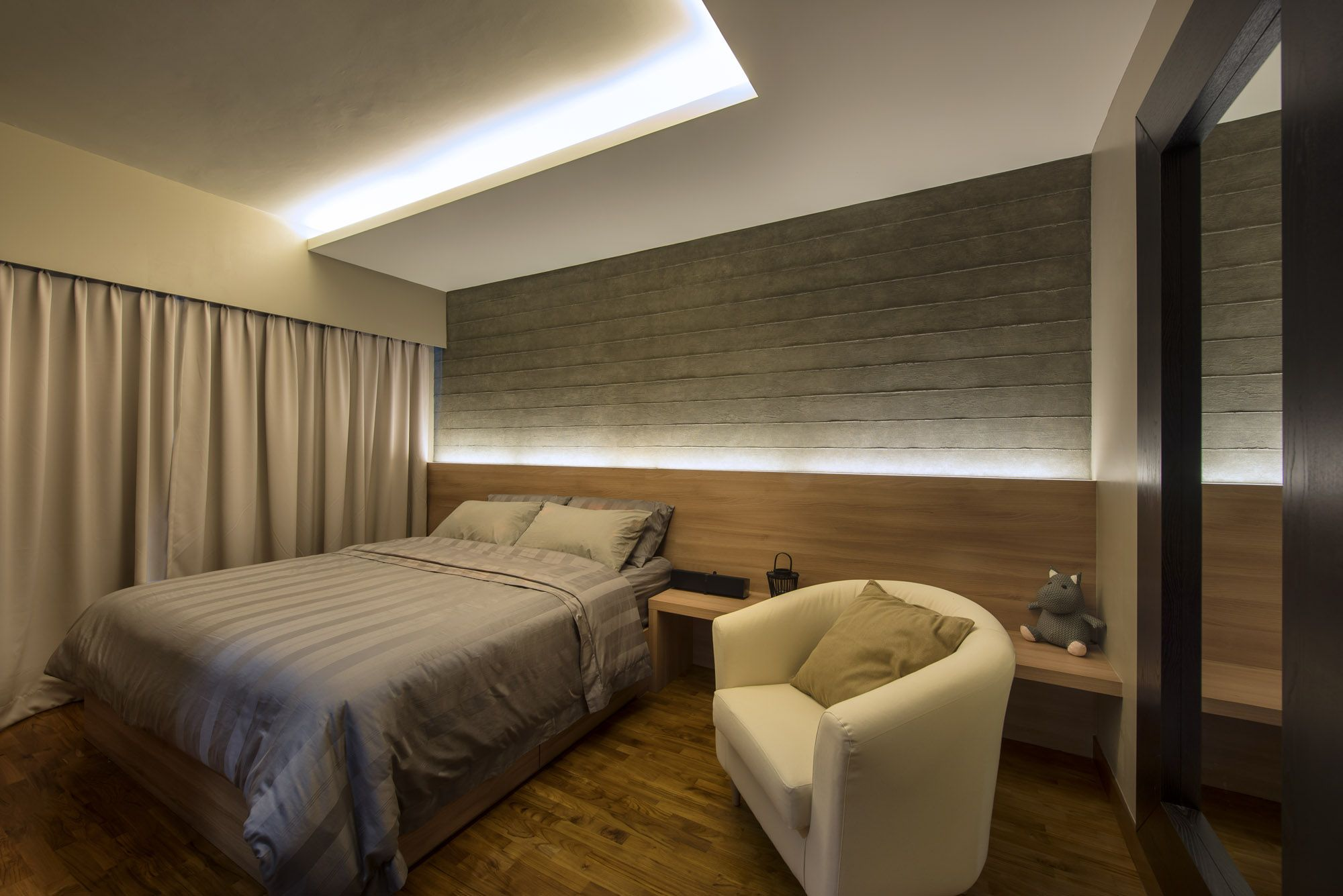 Interior design by rezt 39 n relax of singapore bedroom for Interior design styles by decade