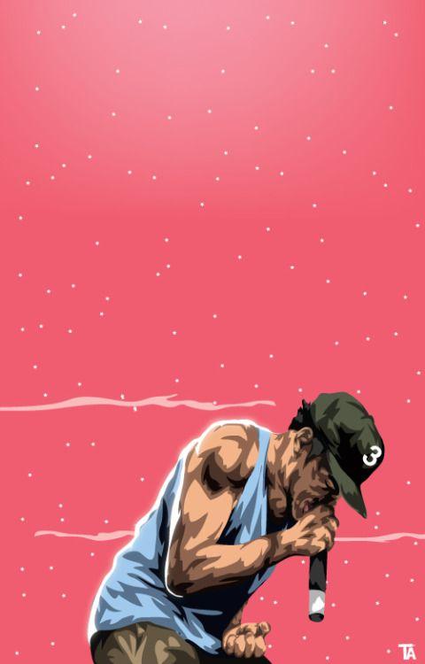 Chance The Rapper Rapper Art Hip Hop Art Trill Art