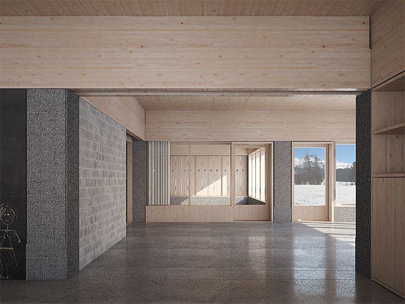 Architekturbüro garrigues maurer based in zurich and paris int