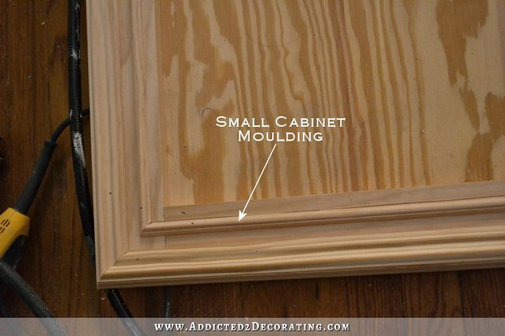 DIY Wood Framed Upholstered Headboard With Nailhead Trim – Part 1 ...