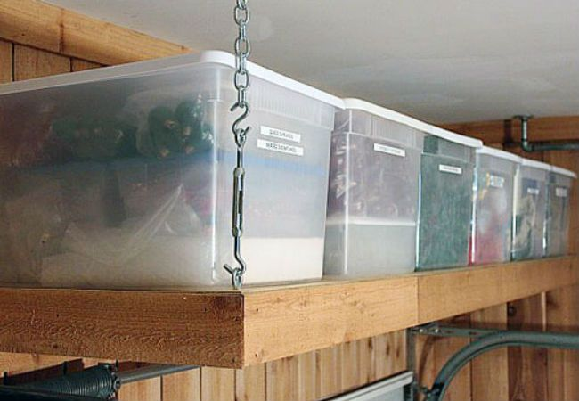 Weekend Projects 5 Diy Ways To Set Up Garage Shelves Bicycle