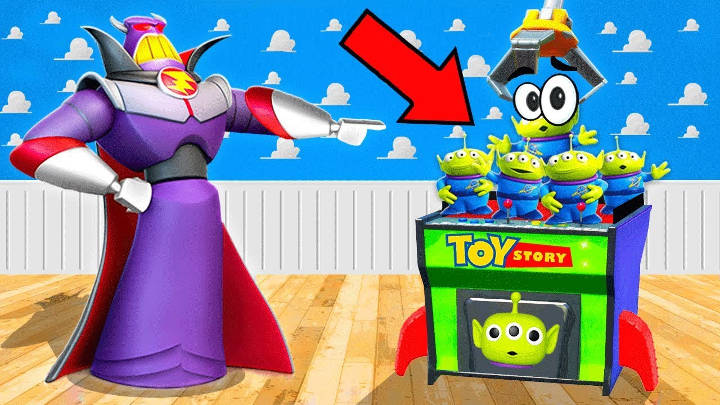 Fortnite: Toy Story Infected Prop Hunt (Game Mode) | Gaming