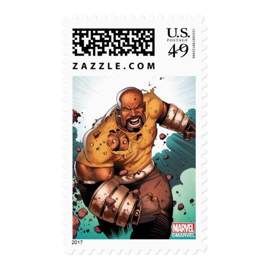 Unbreakable Luke Cage Postage