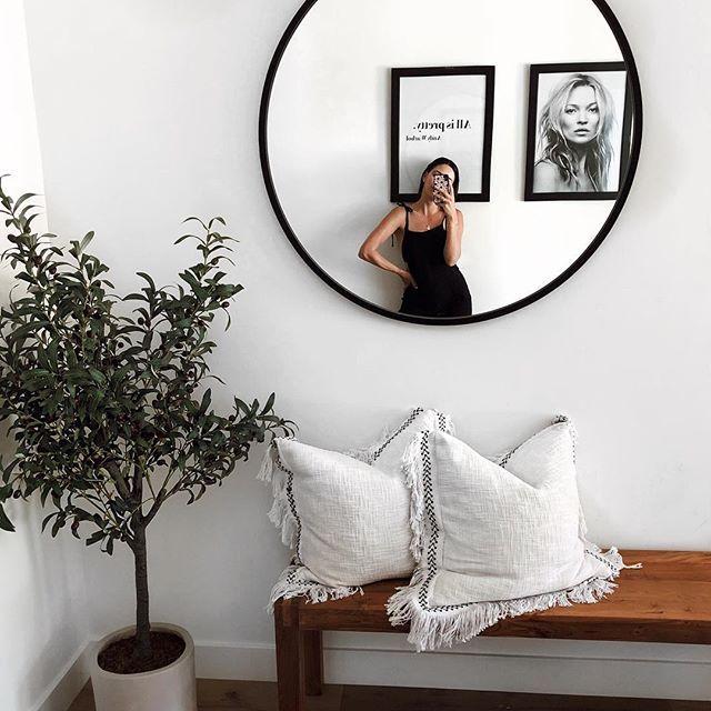Photo of entrada boho mínima #home #style # entrada #livingroomdeco #minimal