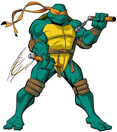 Tmnt Michelangelo Biography Teenagemutantninjaturtles Com Michelangelo Ninja Turtle Ninja Turtles Ninja Turtles Pictures