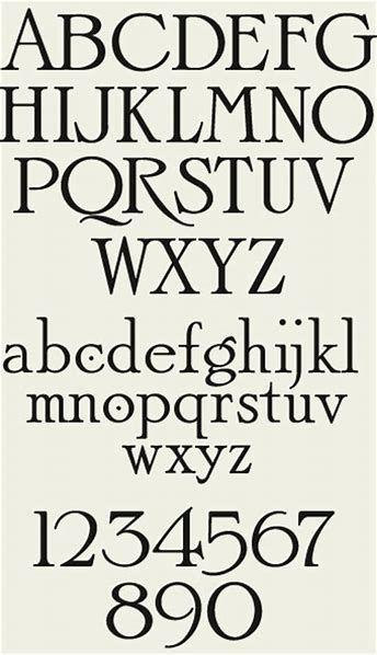Sophisticated Elegant Font | Lettering fonts, Lettering ...