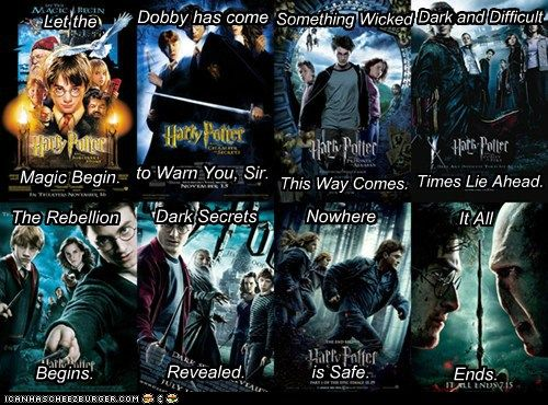 Harry Potter Movie Posters And Taglines Harry Potter Movie Posters Harry Potter Movies Harry Potter Films