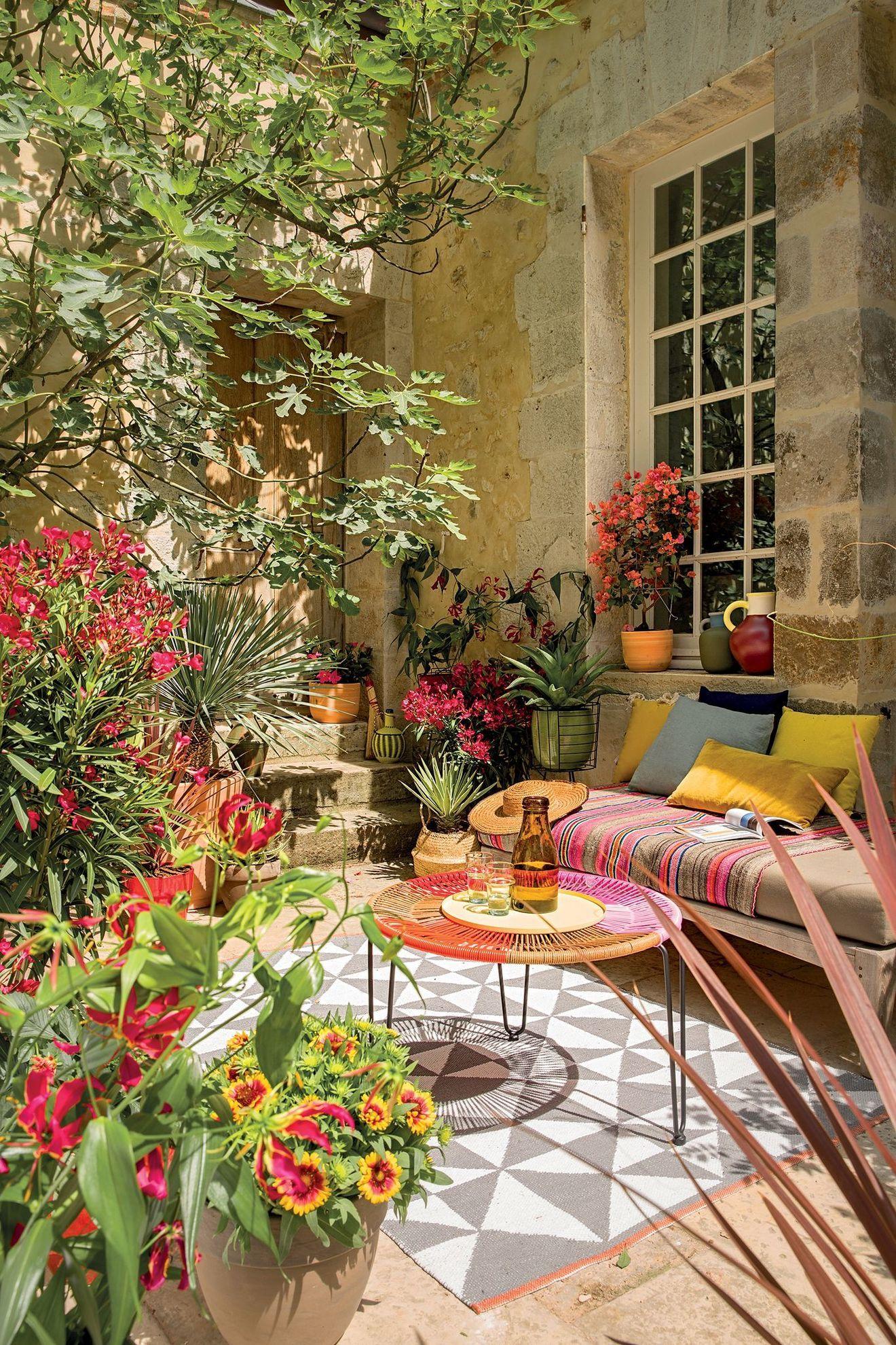 Deco Petite Terrasse Exterieur meuble petite terrasse, balcon : fauteuil, chaise et table d