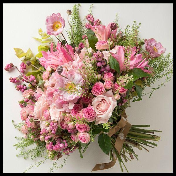 bouquet de mari e mini eden roses an mones et symphorine fleurs pinterest minis bouquets. Black Bedroom Furniture Sets. Home Design Ideas