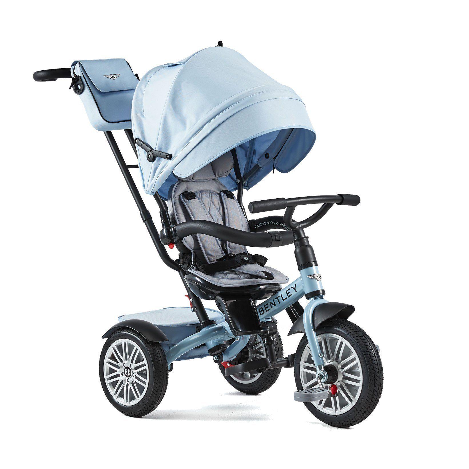 Jetstream Blue Bentley 6in1 Stroller Trike Kids trike