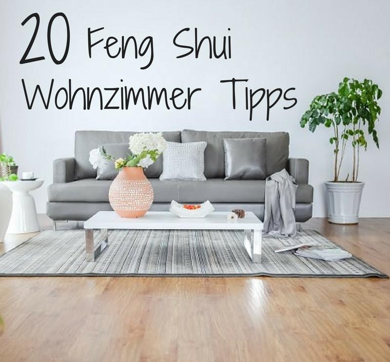 WOHNZIMMER einfach nach FENG SHUI einrichten 20 IDEEN