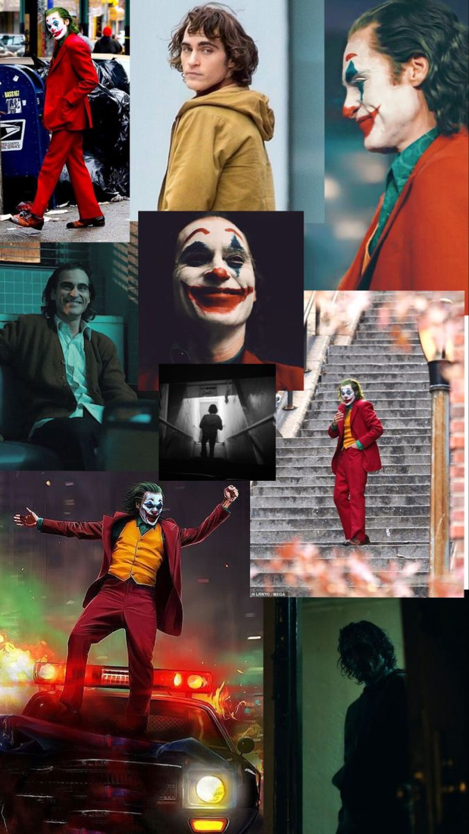 Joker Aesthetic Board