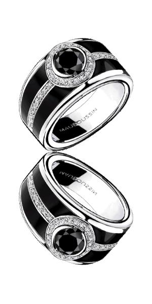 11cd15877fe L Oeuvre Noire - Mauboussin  3 Diamant Noir
