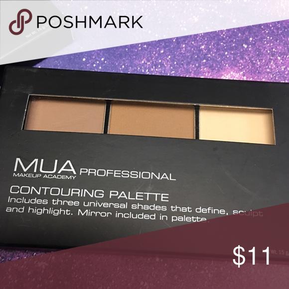 MUA Highlighting Palette NWT Mua makeup, Highlights, Palette