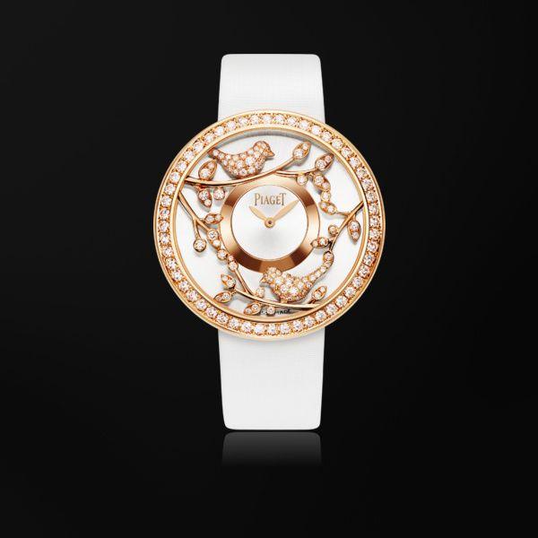 4bdfcb561c6e Reloj Oro rosado Diamante - Reloj de Lujo Piaget G0A39172