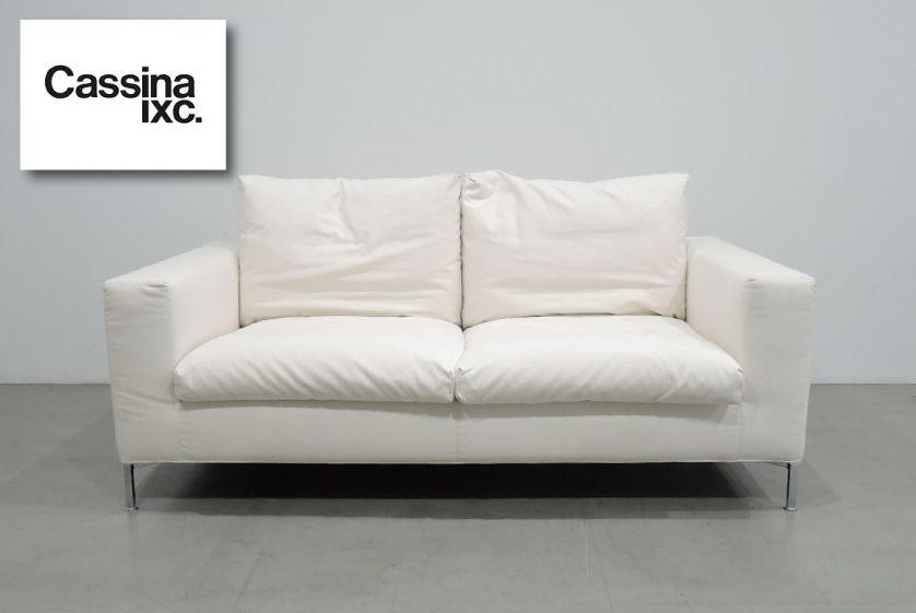 カッシーナイクスシー Box Sofa カウチソファ Furniture Love Seat Home Decor