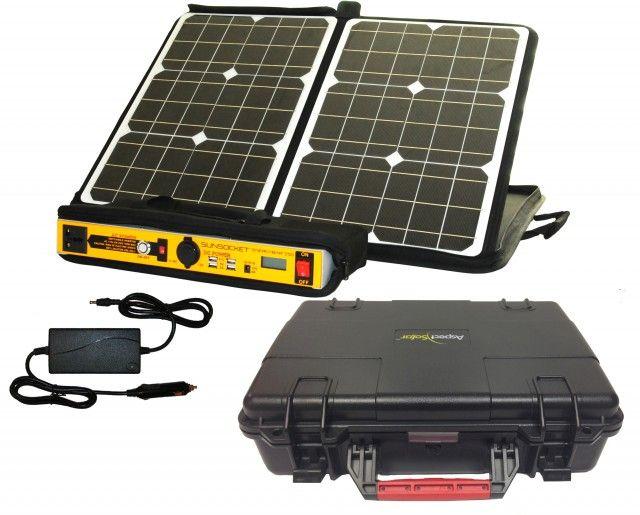 Aspect Solar Power Package Pro Solar Power
