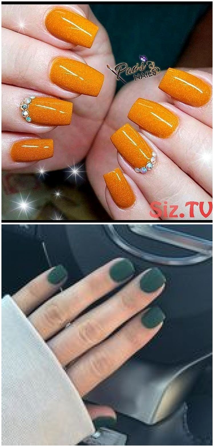 The manicure, which lasts longer than gels, dips powder nails 00023 The manicure, which lasts longe
