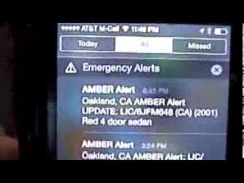 Here's to the things that keep us safe  Wireless Emergency Alerts