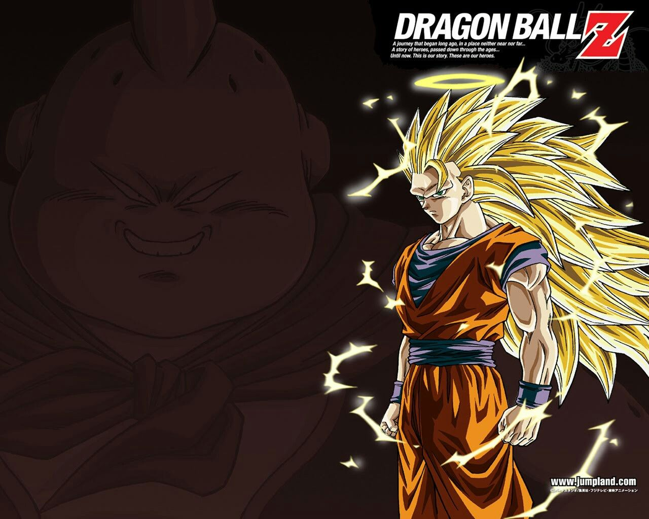 Ssj3 Goku W Dragonball Z Wallpaper Z Wallpaper