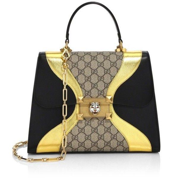 cc5167193bf6 Gucci Iside Gg Supreme Leather Top Handle Bag (£2
