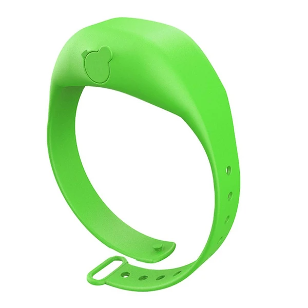 Wristband Sanitizer Silicone Bracelet We Got A Mask for