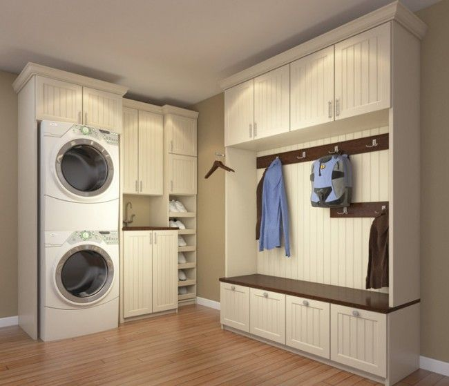 Mudroom Cabinets With Images Mudroom Furniture California Closets Laundry Room Cabinets