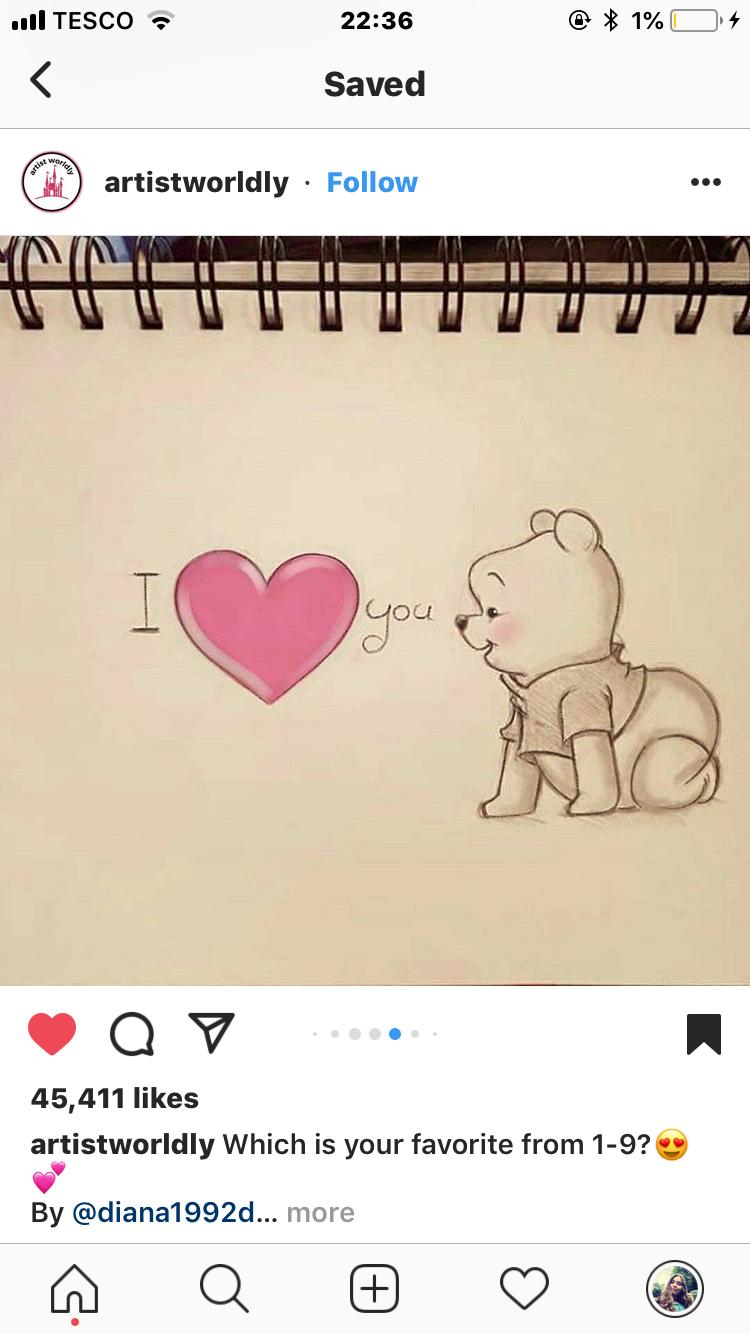 Cute Disney Drawings Image By Jenny Diener On Disney Everything