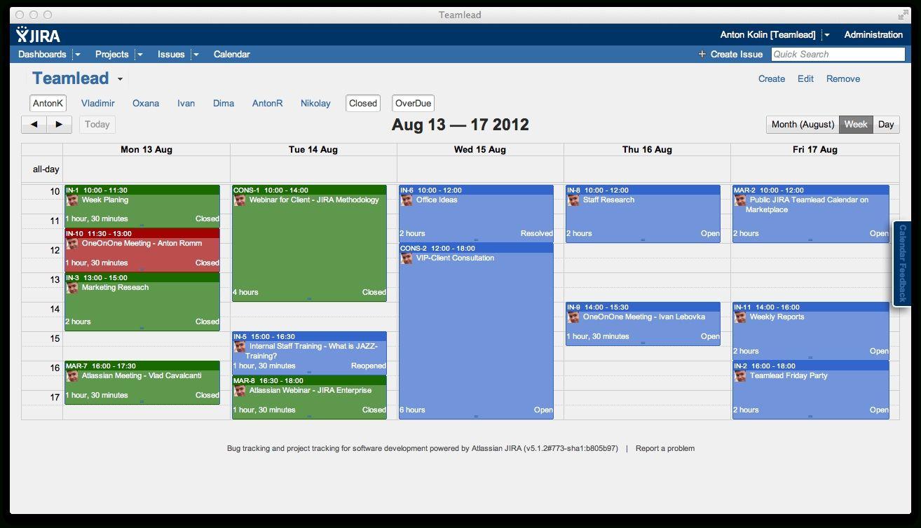 Sprint Calendar In Jira in 2020 Free printable calendar