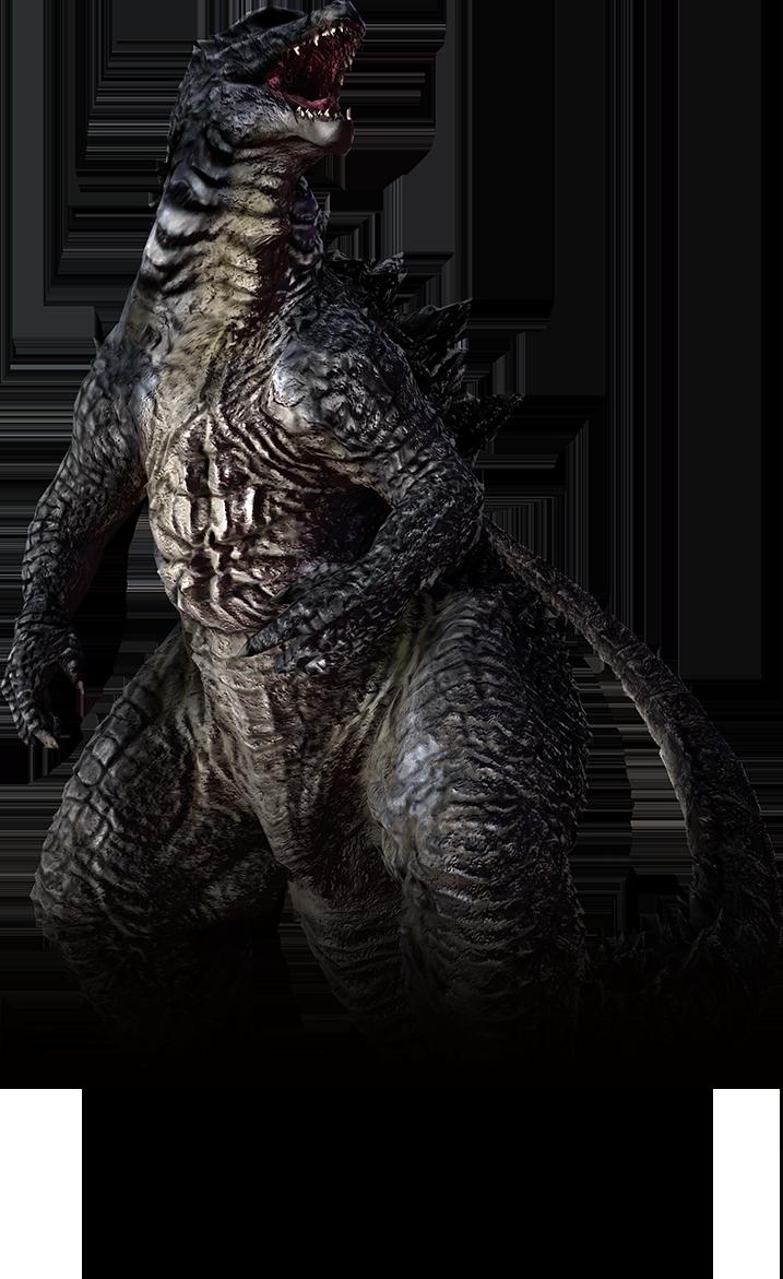 Godzilla PS3 Game render Godzilla, Kaiju monsters, Kaiju