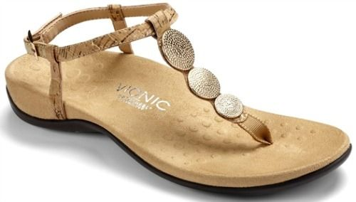 385439616700 Gold Cork orthopedic sandal - Got these and love them. Well worth the cost.