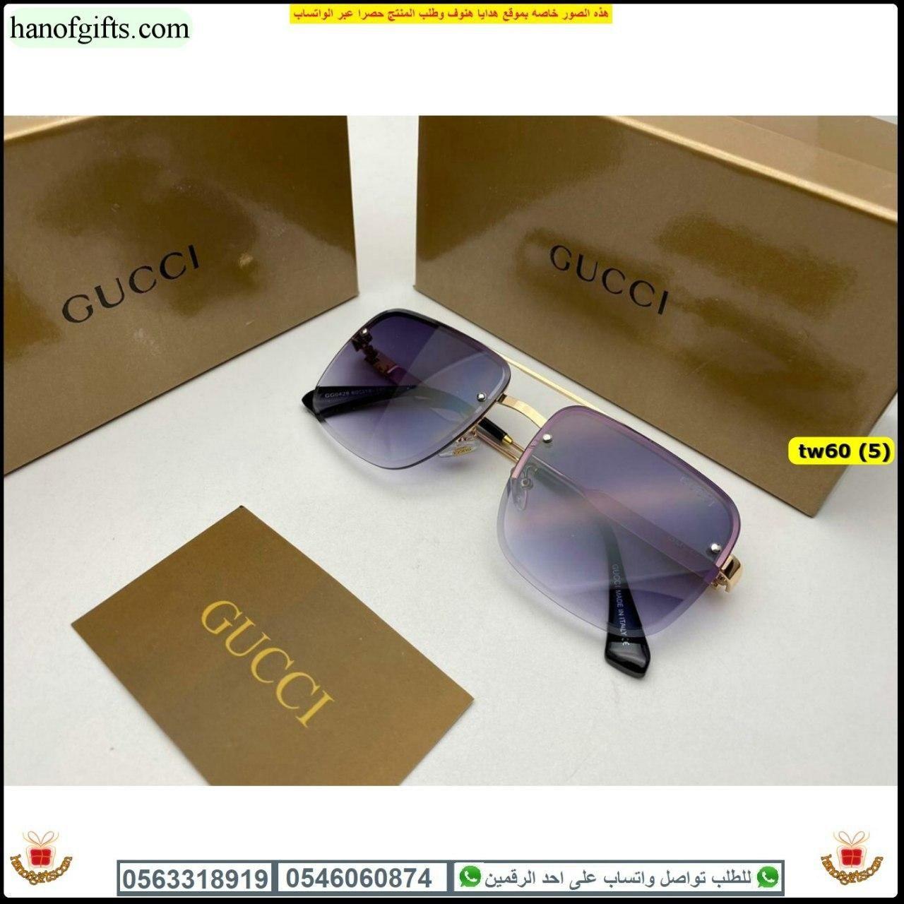 نظارات قوتشي رجالي 2020 احصل عليها مع الملحقات كيس وعلبة الماركة هدايا هنوف Glasses Fashion Glasses Sunglasses