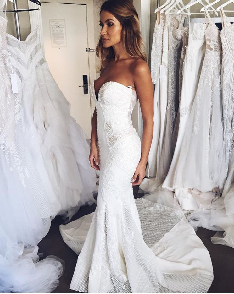 Pallas couture wedding pinterest pallas couture for Very pretty wedding dresses